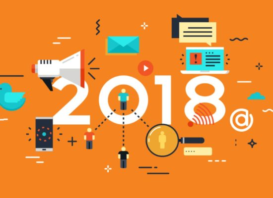 Public Relations & Social Media Trends 2018